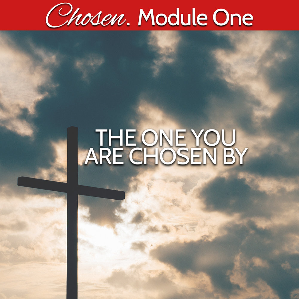 Module One The One you are Chosen by.jpg