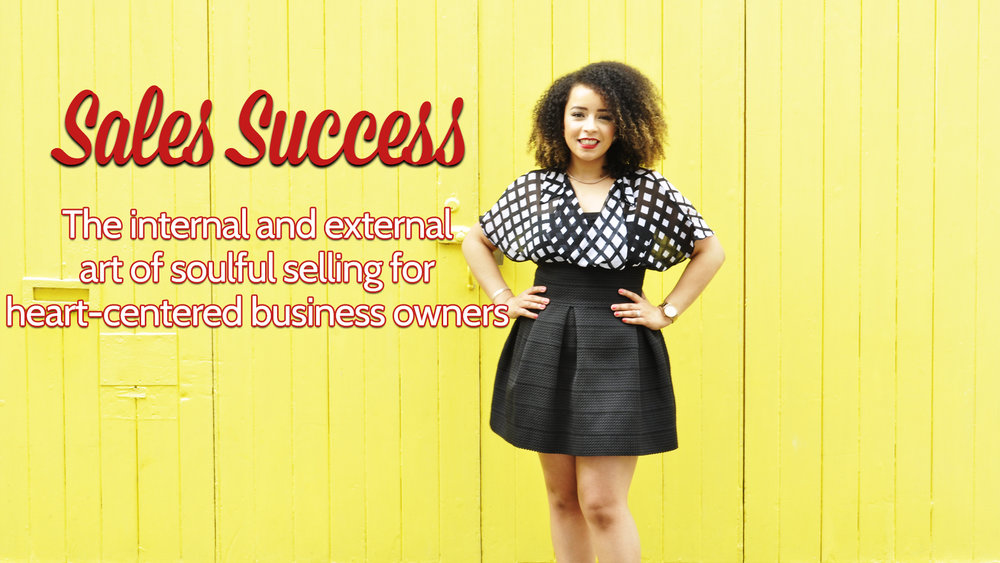 sales success with Naomi Aidoo