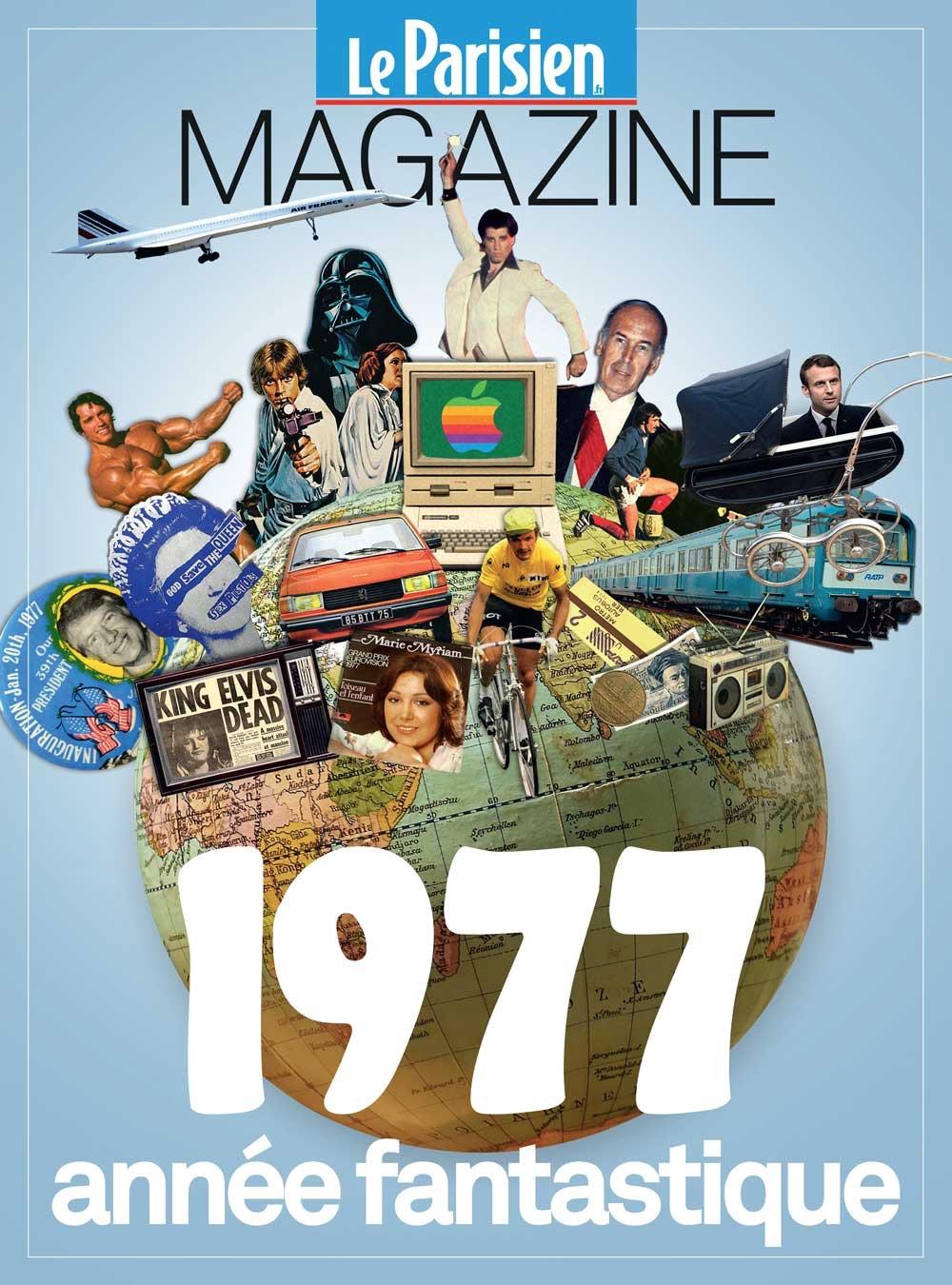 Le Parisien Magazine 07/07/17