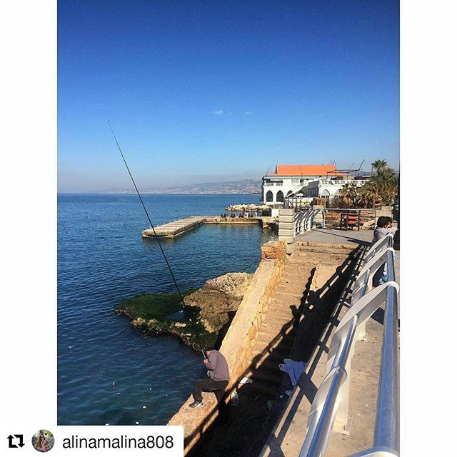 #Repost @alinamalina808 ・・・ Hello from beautiful 🇱🇧 Lebanon❤Have a very good and sunny  day☺️#manara #beirutlebanon