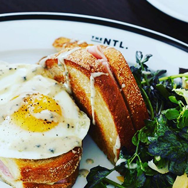 I know it's only Tuesday....But already dreaming of weekend brunch @thenationalnyc  #brunch #brunchwithfriends #foodie #nyc #weekend