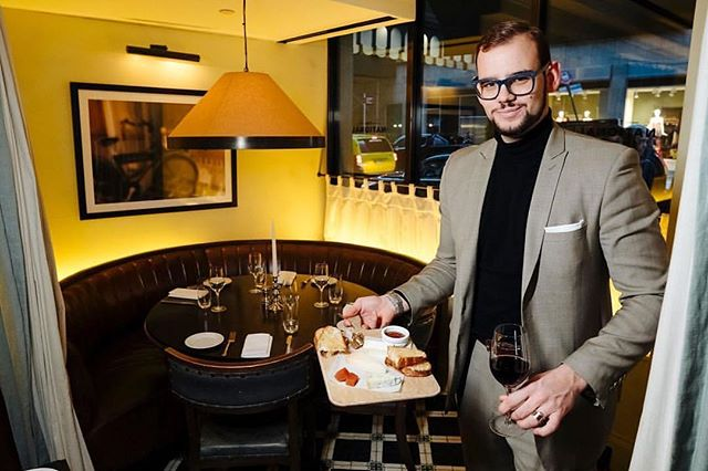 "@nypost featured @thenationalnyc in ""The Most Romantic Restaurant Spots in NYC."""