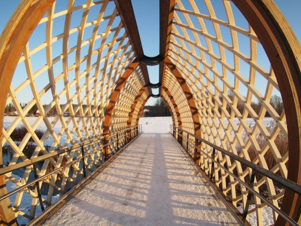 Ponte Niitysilta, Finlândia