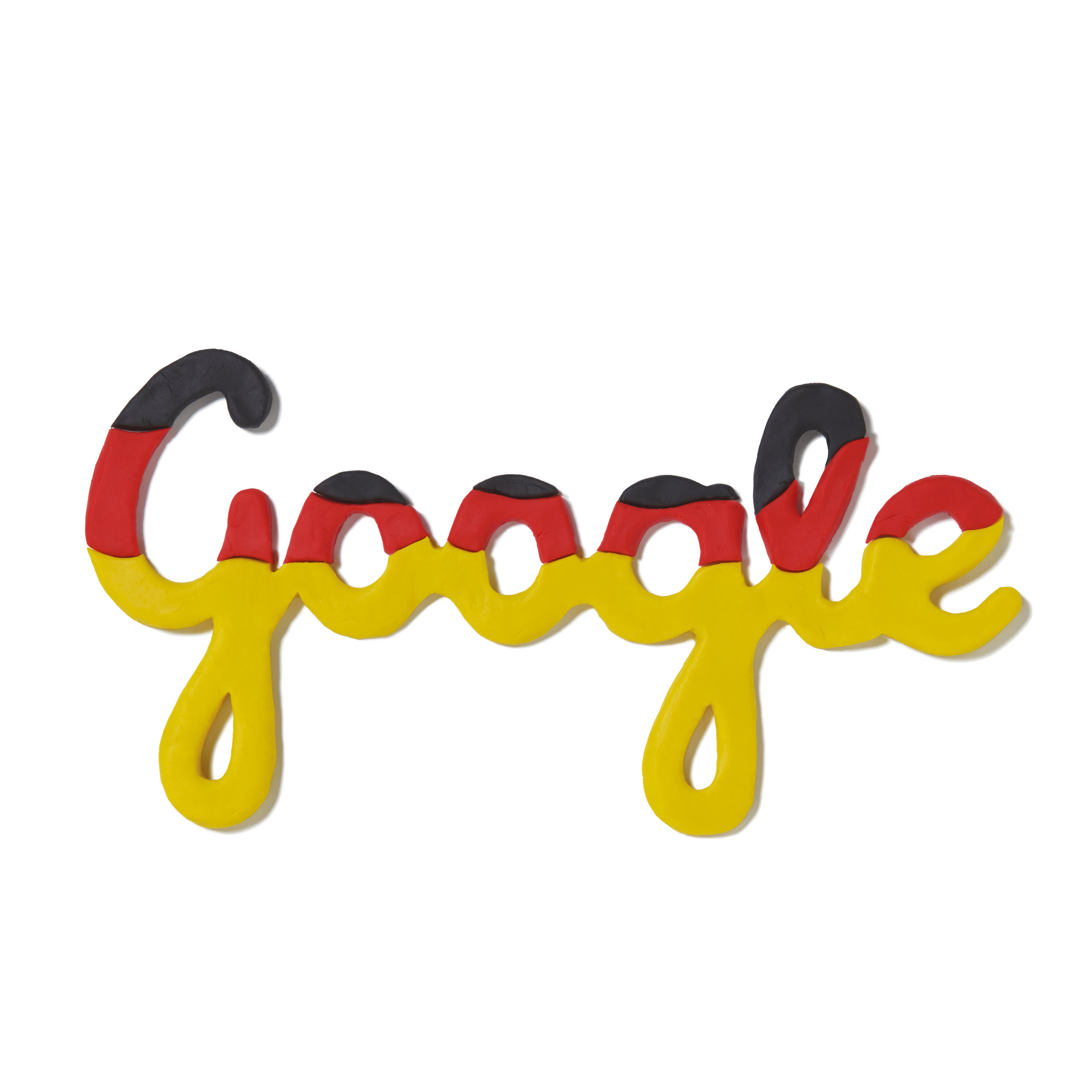 Google - Doodle — WRK / Tactile Illustrations & Paper Art