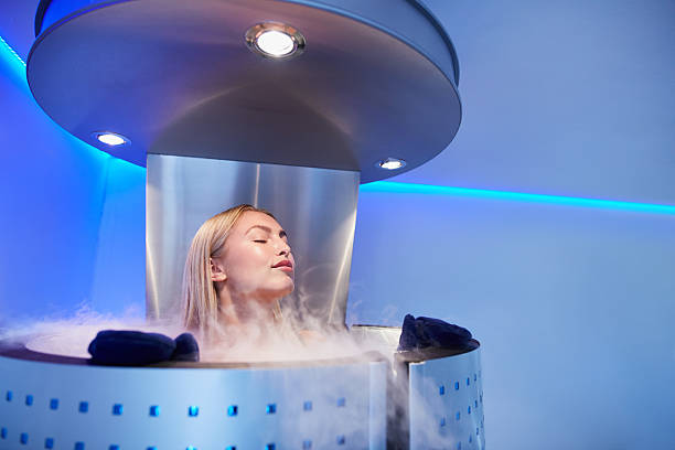 Other  -  Partial Body  Cryotherapy Sauna