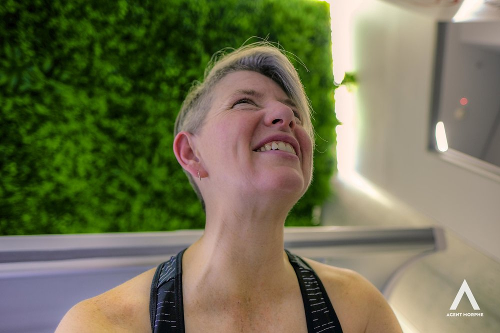 Dianne McGrath - ATP Charger at Alchemy Cryo   Photography by Maya Sugiharto,  Agent Morphe