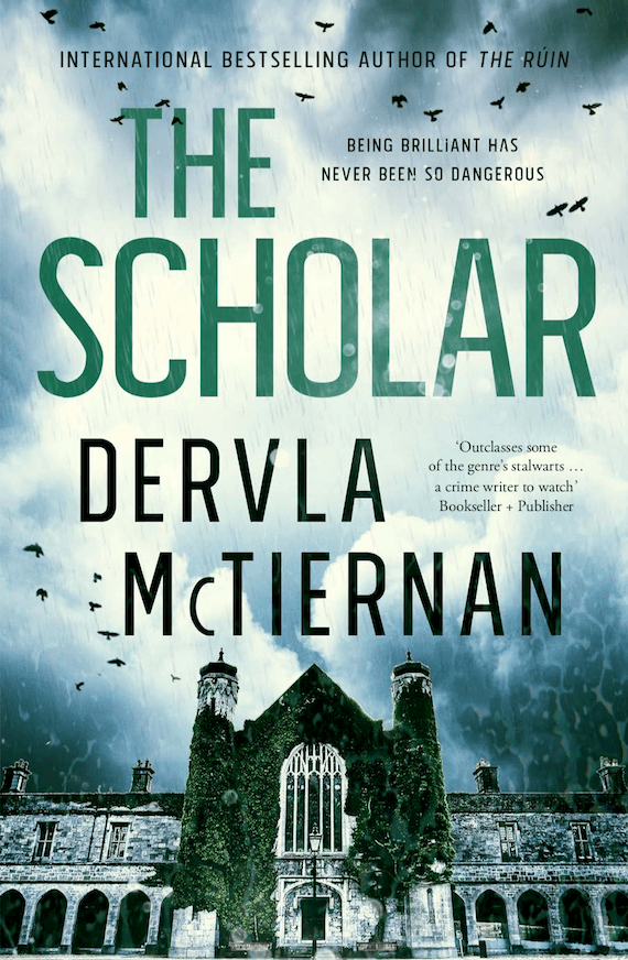 "DI Cormac Reilly returns in Dervla McTiernan's much anticipated sequel to last year's ""The Ruin"". -"