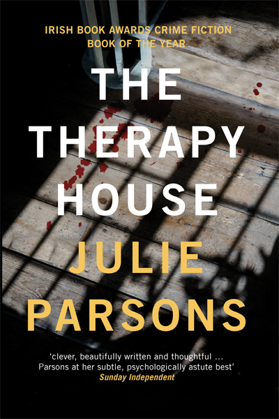 "A detective story with literary bite. ""The Therapy House"" offers, not escapism, but hard truths in fiction form. -"
