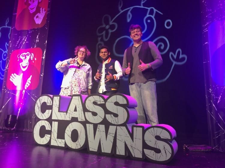 Class Clowns at Forum .jpeg