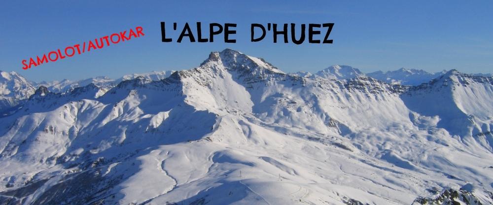 L'ALPE D'HUEZ - LUTY