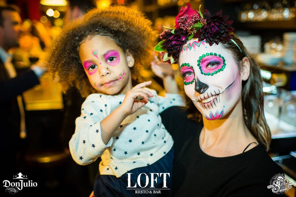 Dia de Los Muertos 2017 - 31/10/2017