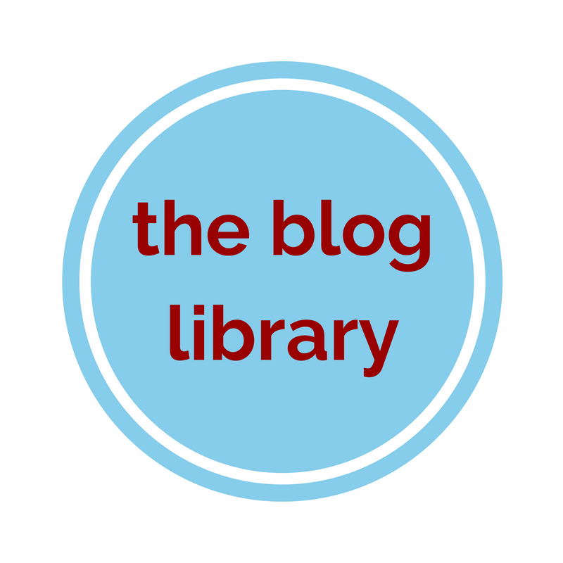 the blog library