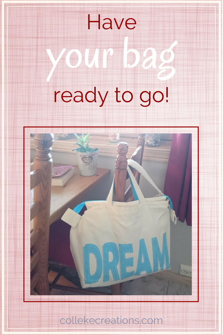When you need to rush out the door, you grab your bag. But are you confident you have everything you need? - Colleke Creations