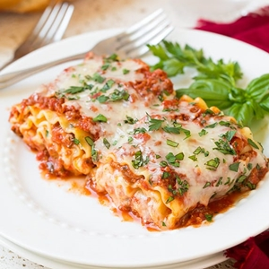 Lasagna Roll ups from Jaclyn - Colleke Creations