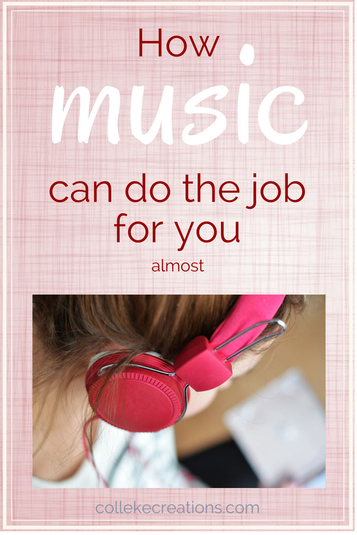 How music can contribute in concentrating on the job - Colleke Creations