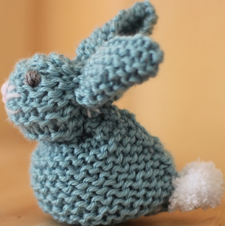 Bunny from a Square
