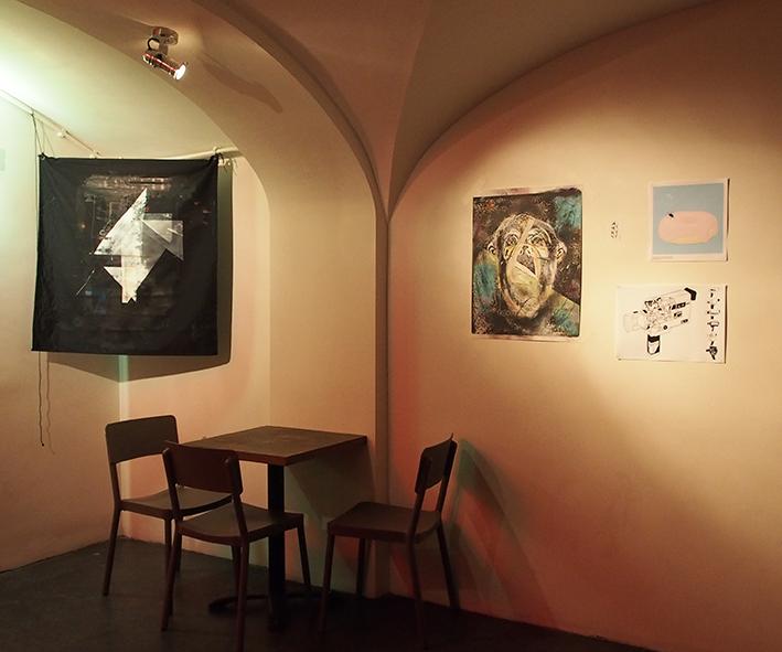 Prints: Marilou Klapwijk, Jelle Kos, Oliver Suter Photo: Marilou Klapwijk
