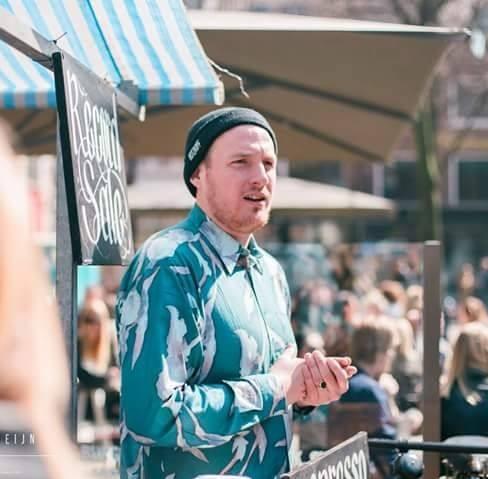 Elrik Wijnaendts van van Resandt - DJ