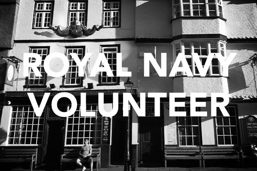 Royal Navy Volunteer