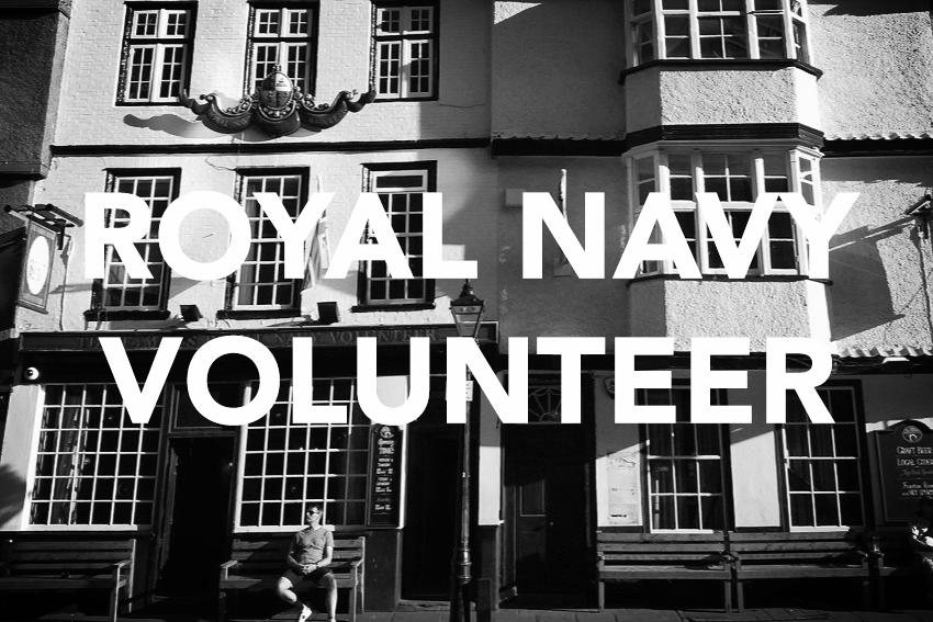 Royal Navy Volunteer