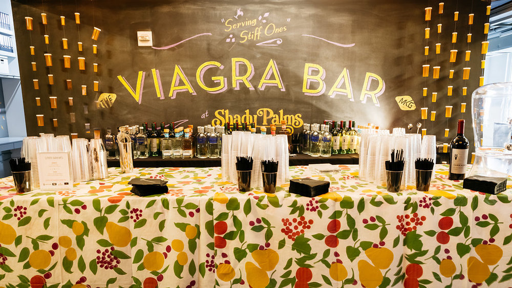 The Viagra Bar