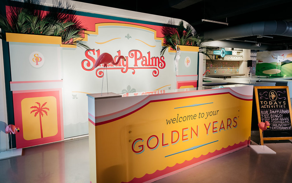 Welcome to Shady Palms