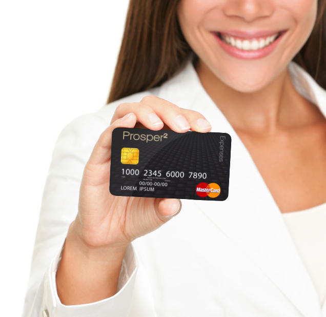 Prosper² Rewards MasterCard®