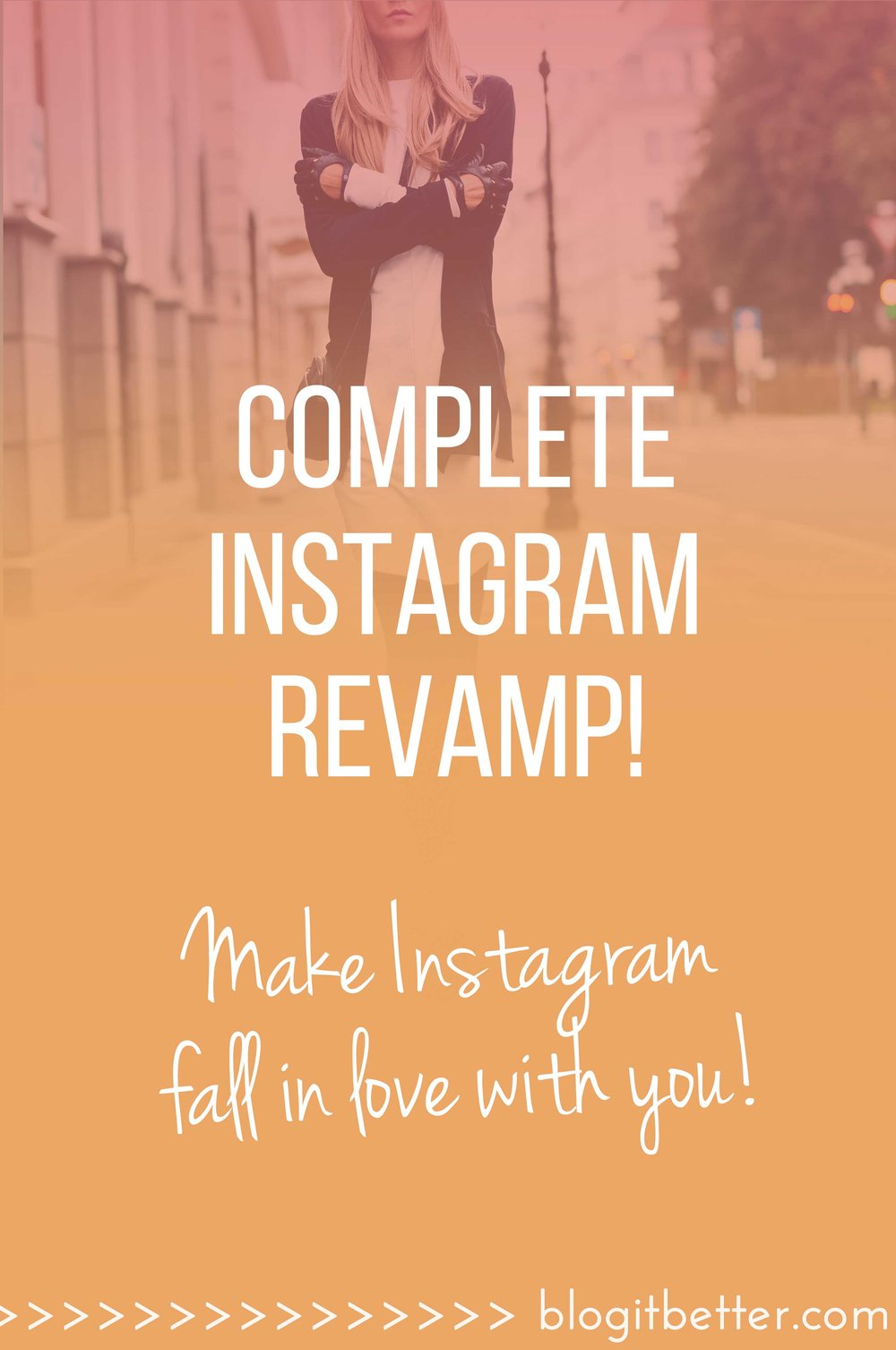 Totally transform your Instagram account and attract more followers & engagement than ever before