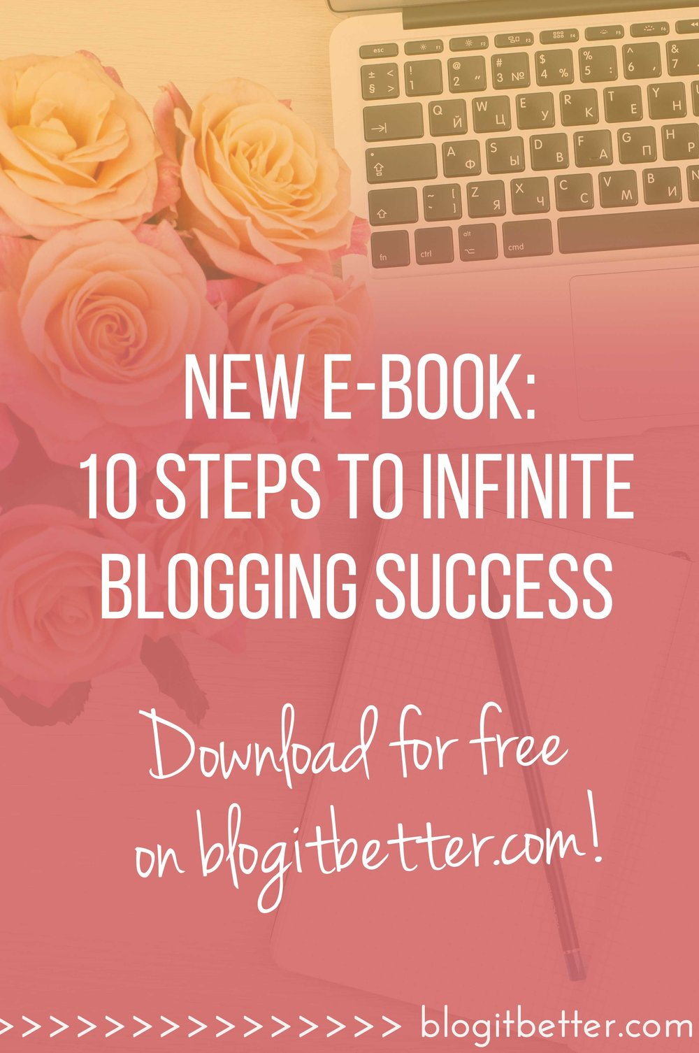 10 valuable insights into blogging, for bloggers who want to increase their influence and grow their following! Fee e-book download