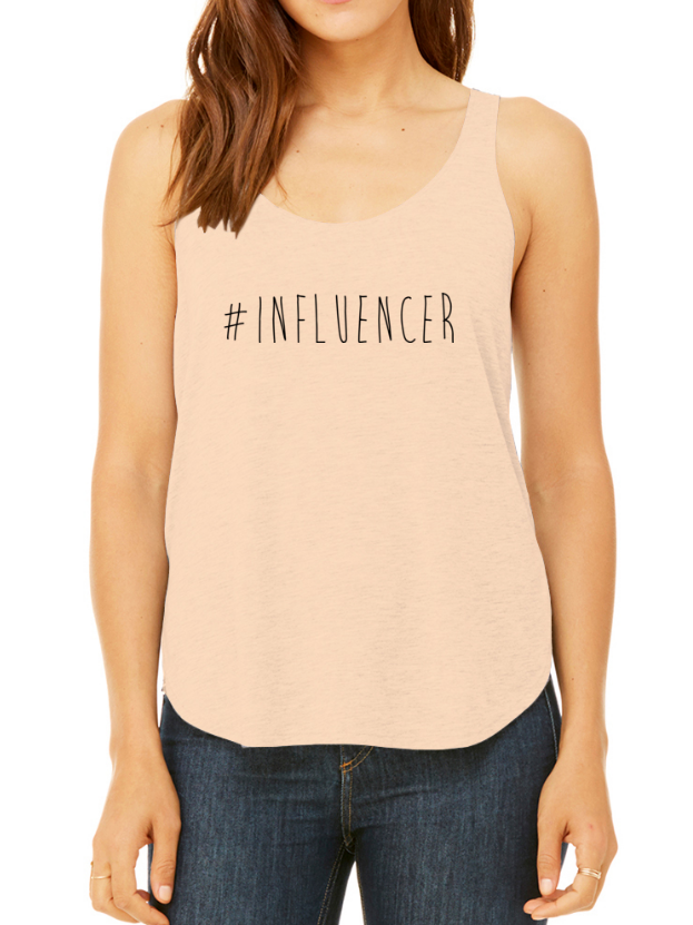 #Influencer - Tank Top