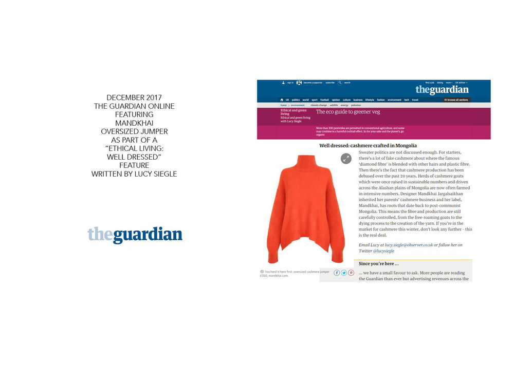 The Guardian Online - 04.12.17 Mandkhai Press