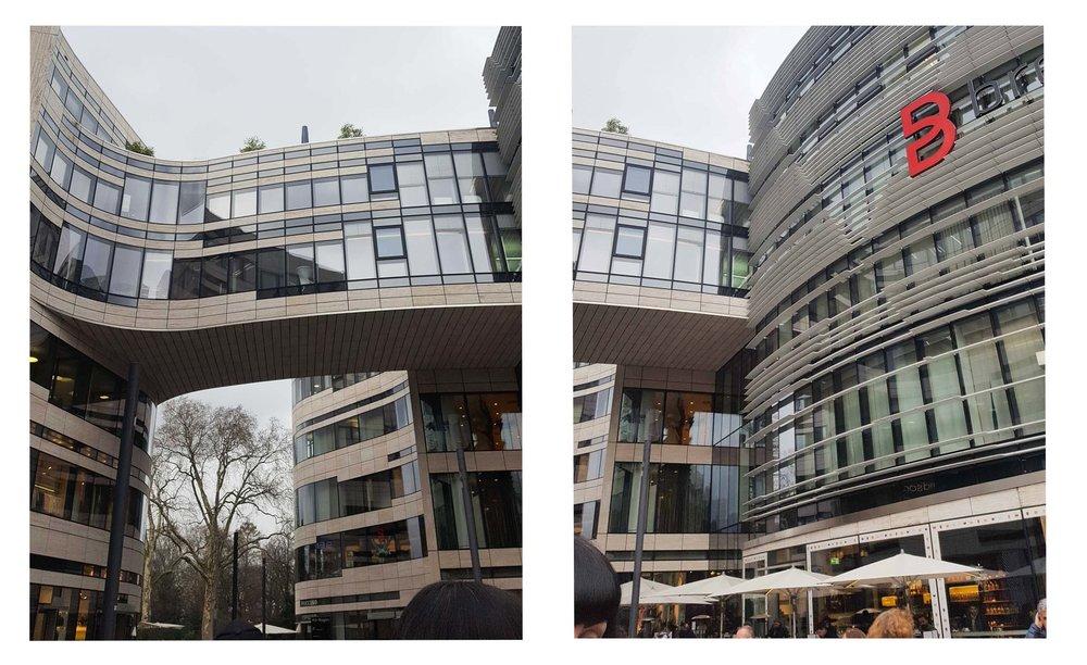 Breuninger Luxury Department Store