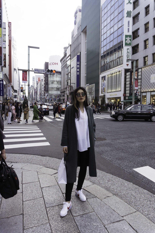 MANDKHAI in tokyo - cloud coat in green