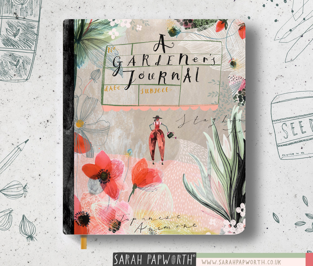 global talent search lilla rogers make art that sells garden journal by sarah papworth.jpg