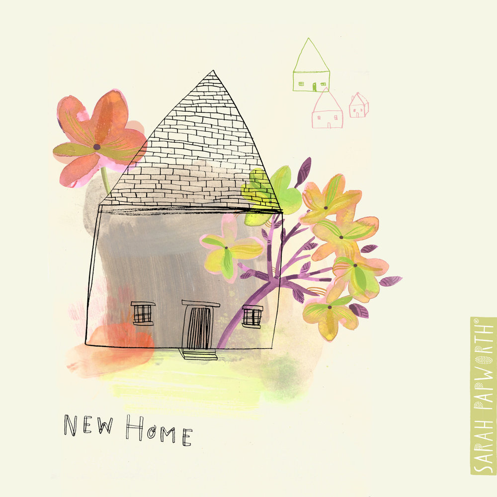 house new home greeting card illustration sarah papworth design.jpg