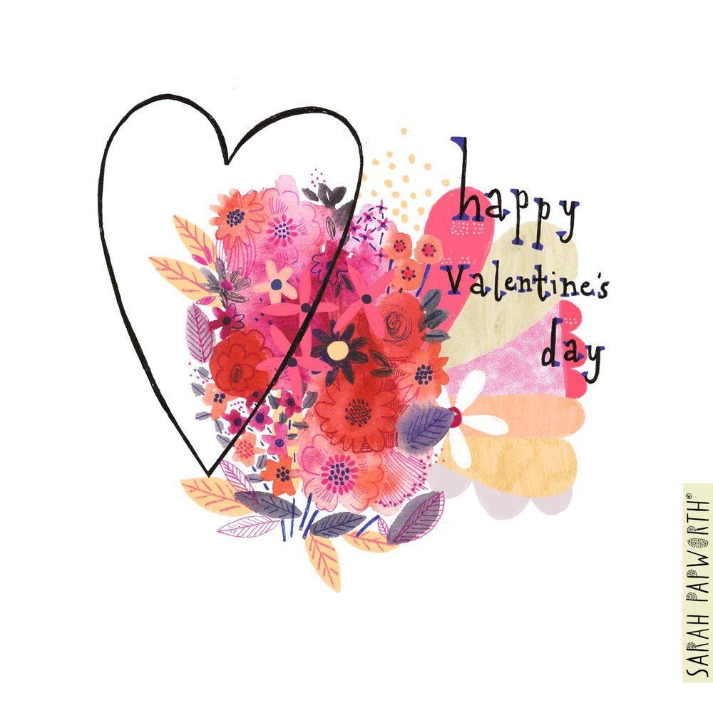 valentines floral greeting card love illustration sarah papworth.jpg