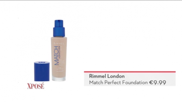Rimmel London Match perfect foundation