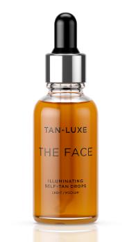 Tan Luxe Facial Drops