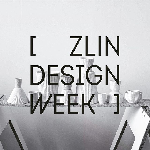 "Zlin design week starts this friday! Come and see  our debut ""fiber"" collection. #zlindesignweek2018 #p3l1 #fiber #collection #porcelain"