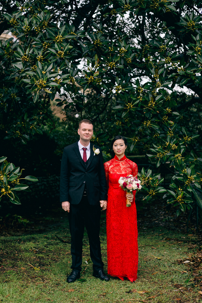 Rainy Sydney Wedding - Julie & Kieran