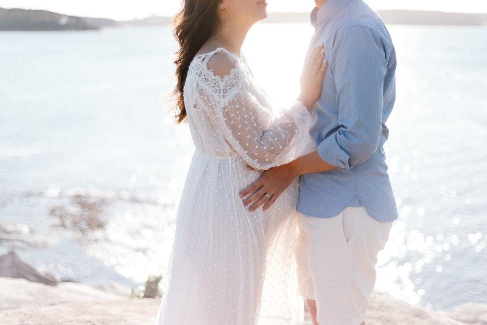 Sunrise at Balmoral Beach - Maternity