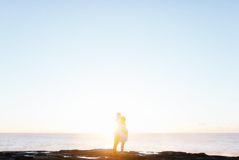 Sunrise at Freshwater Beach - Maternity