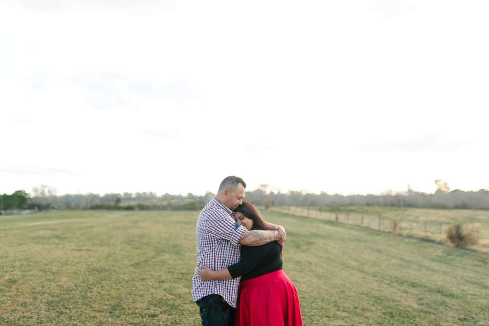 Camden Valley Farm Engagement Shoot