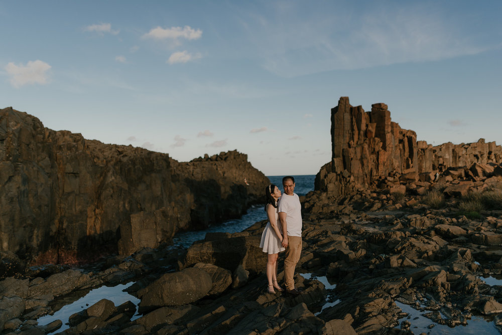 Bombo Quarry Engagement Shoot