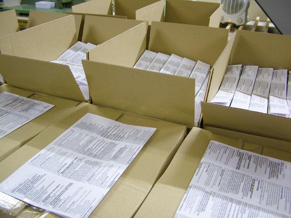 Printworks Boxes