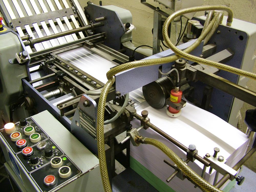 Printworks Folding