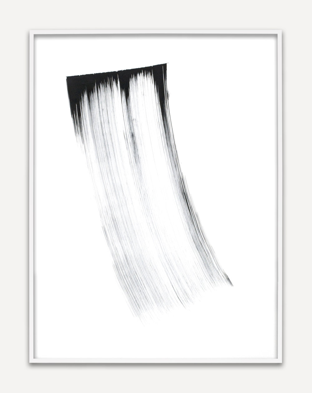 Replacement Ink for Epson Printers (Black 446006) on Epson Premium Glossy Paper, 2014 unique archival pigment print 153,5 x 113,5 cm - 60 3/8 x 44 5/8 inches (framed)