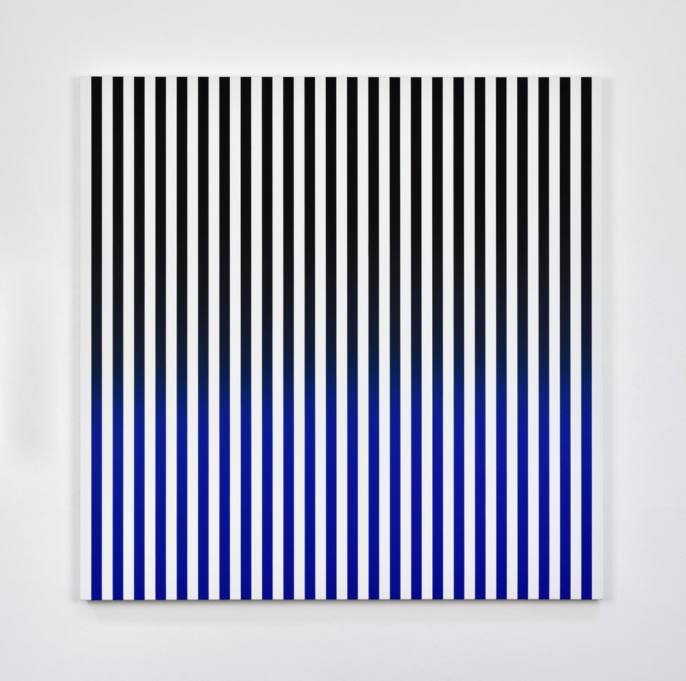 Slow Motion, 2015 acrylic on canvas 100 x 100 cm - 39 3/8 x 39 3/8 inches