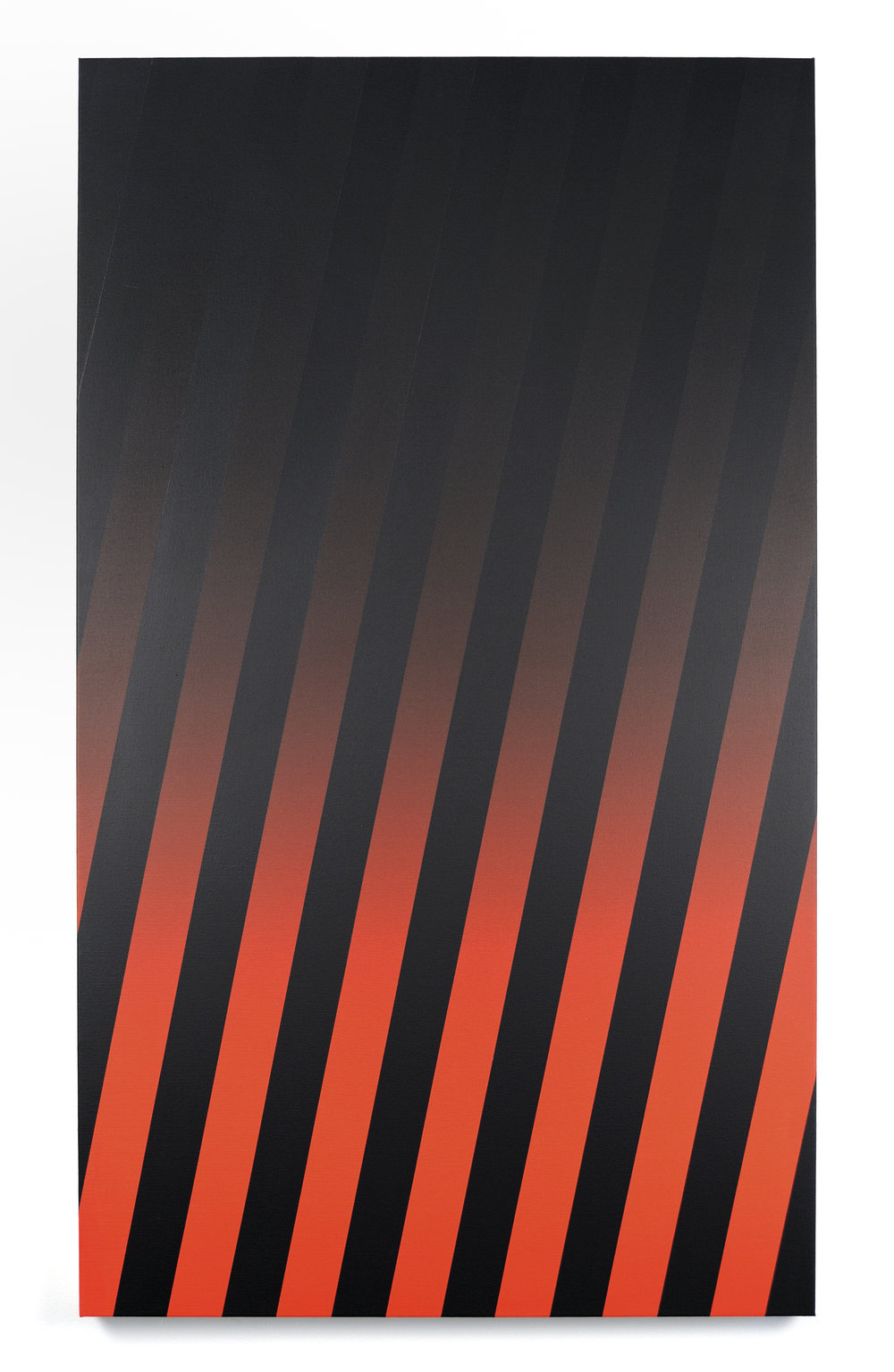 Untitled, 2010 acrylic on canvas 120 x 70 cm - 47 1/4 x 27 1/2 inches