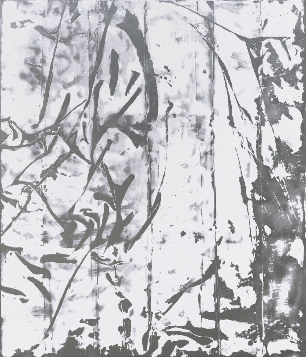 Untitled, 2008 acrylic on canvas 210 x 180 cm - 82 5/8 x 70 7/8 inches